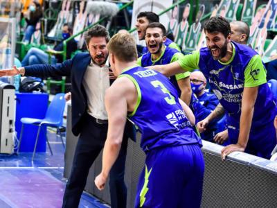 LIVE Bamberg-Dinamo Sassari 92-86, Champions League basket in DIRETTA: il Banco di Sardegna saluta definitivamente l'Europa
