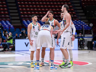 Basket: Brindisi-Dinamo Sassari rinviata ufficialmente. I sardi sono in quarantena