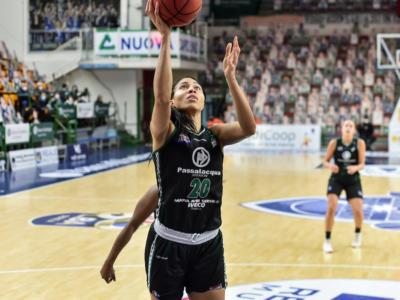 Basket femminile: Ragusa costretta all'overtime, ma batte Empoli e raggiunge Venezia in semifinale di Coppa Italia 2021