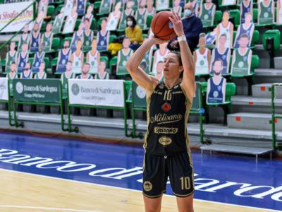 Basket femminile: Campobasso batte Geas nel match clou della 22a giornata di Serie A1. Schio e Bologna senza problemi, Broni supera Lucca