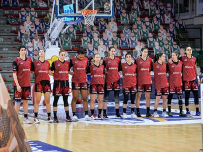 Basket femminile, Coppa Italia 2021: rinuncia il Geas, positivo al Covid un membro dello staff. Virtus Bologna già in semifinale