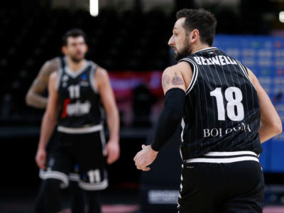 Virtus Bologna-Bourg en Bresse oggi: orario, tv, programma, streaming EuroCup basket 2021