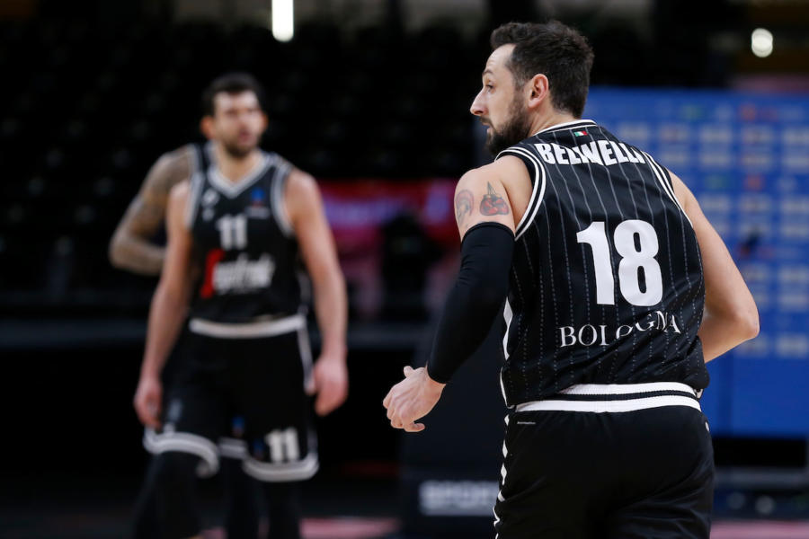 Virtus Bologna Bourg en Bresse oggi: orario, tv, programma, streaming EuroCup basket 2021