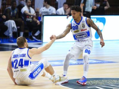 Basket, Serie A 2021: Venezia vince il big match contro Milano, Treviso surclassa Trieste