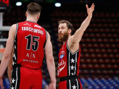 Trento-Olimpia Milano oggi: orario, tv, programma, streaming Serie A basket
