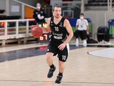 Basket: la sconfitta del Partizan Belgrado estromette Trento dall'EuroCup