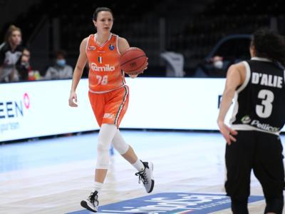 Basket femminile: Geas-Schio match clou della 23a giornata di Serie A1. Venezia riceve Vigarano di lunedì