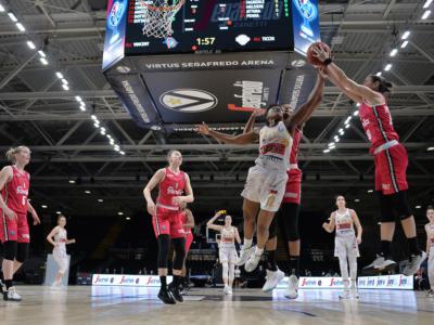 Basket femminile: la 22a giornata di Serie A1 tra battaglie playoff e salvezza. Spiccano Schio-San Martino e Campobasso-Geas