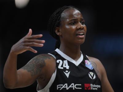 Basket femminile, Serie A1: la Virtus Bologna batte nettamente Broni nell'anticipo