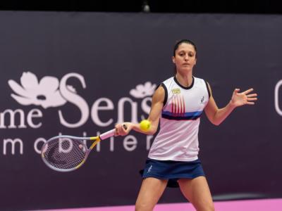WTA Bogotà 2021: Giulia Gatto-Monticone, svista incredibile del giudice di sedia nel suo match con Astra Sharma