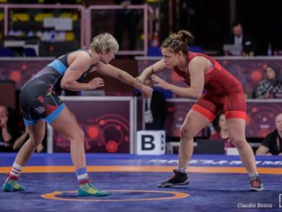Lotta, Preolimpico Sofia 2021: subito eliminata Francesca Indelicato nei -57 kg