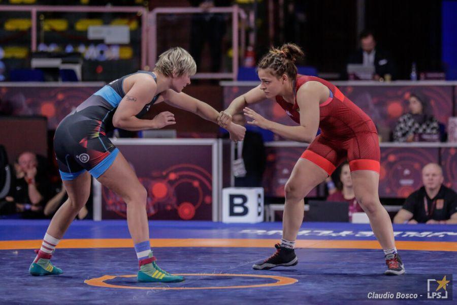 Lotta, Olimpiadi Tokyo: disputati ottavi e quarti di due categorie della greco romana e di una della femminile