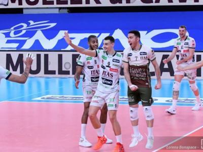 LIVE Trento-Berlin Recycling, Champions League volley in DIRETTA: servono 2 set per la Final Four
