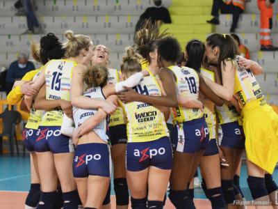 Volley femminile, play-off scudetto: Conegliano domina anche gara-2 contro Scandicci e vola in finale