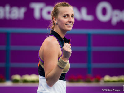 WTA Stoccarda 2021, risultati 21 aprile: Petra Kvitova batte Maria Sakkari ed è già ai quarti