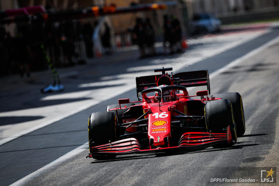 F1 2021 Test