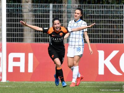 Calcio femminile, le migliori italiane della 16ª giornata di Serie A. Ciccotti cuore di Roma, Nocchi trascina il Napoli