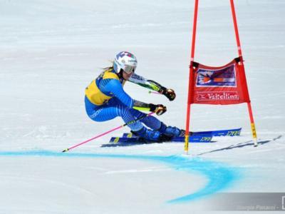 Sci alpino, Marta Bassino è campionessa italiana di gigante davanti a Brignone e Pichler