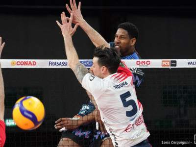 Perugia-Monza oggi: orario, tv, programma, streaming gara-3 play-off Superlega volley
