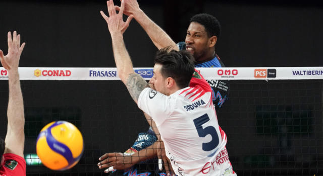 Perugia-Monza oggi: orario, tv, programma, streaming gara-3 play-off Superlega volley