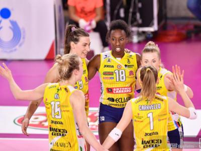 Volley femminile, Playoff Serie A1: Conegliano liquida Firenze e vola in semifinale