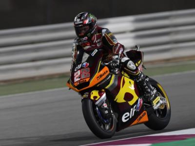 LIVE Moto2, GP Doha 2021 in DIRETTA: Sam Lowes piazza la pole davanti a Gardner e Bezzecchi!