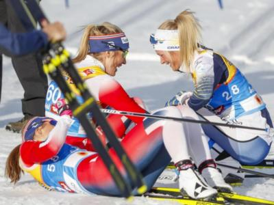 Sci di fondo, staffetta femminile Mondiali Oberstdorf 2021. Svezia contro Norvegia, sfida stellare per l'oro