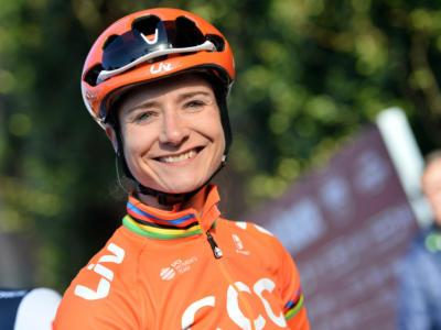 Gand-Wevelgem femminile: trionfa Marianne Vos. Longo Borghini e Paladin riprese a 300 metri dal traguardo