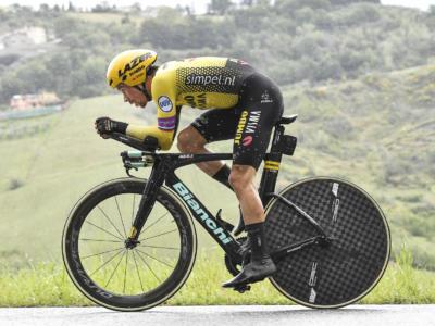Parigi-Nizza 2021, risultati e ordine d'arrivo terza tappa: Stefan Bissegger trionfa nella cronometro di Gien. Terzo Primoz Roglic