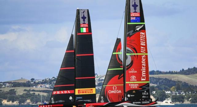 Luna Rossa-New Zealand oggi, America's Cup: orari, tv, programma, repliche RAI e Sky