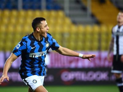 VIDEO Parma-Inter 1-2: highlights e sintesi. Alexis Sanchez stende i ducali con una doppietta