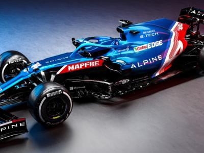 F1, presentato il nuovo Alpine F1 Team, l'obiettivo è vincere! Daniil Kvyat sarà il terzo pilota