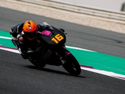 Moto3, Gabriel Rodrigo in vetta alle FP2 del GP Portogallo prima della pioggia. 2° Andrea Migno, bene anche Fenati
