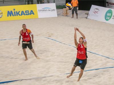 Beach volley, World Tour 2021 Doha. Abbiati/Andreatta si fermano a un passo dal main draw. Che sfortuna Rossi/Carambula!