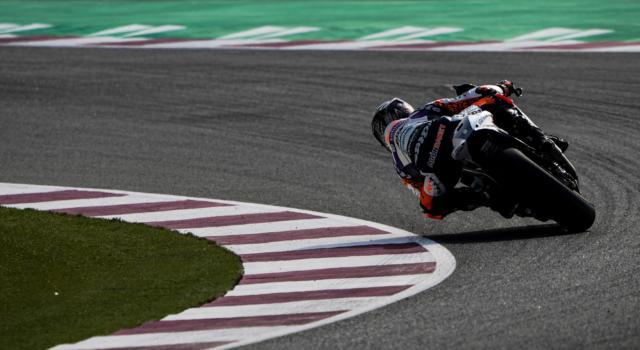 Moto2, risultato FP3 GP Qatar 2021: Aron Canet chiude in vetta la sessione, ma nessuno migliora rispetto a ieri