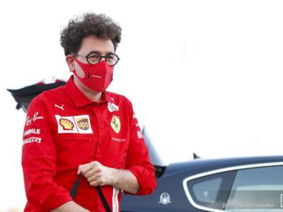 """F1, Mattia Binotto: """"Abbiamo compreso il comportamento della SF21, siamo migliorati in molte aree rispetto al 2020"""""""