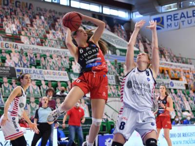 Basket femminile: Costa Masnaga espugna Sassari, Vigarano perde nel finale con Empoli negli anticipi della 22a di Serie A1