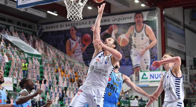 Basket, la Dinamo Sassari batte Cremona nell'anticipo della 24ª giornata di Serie A