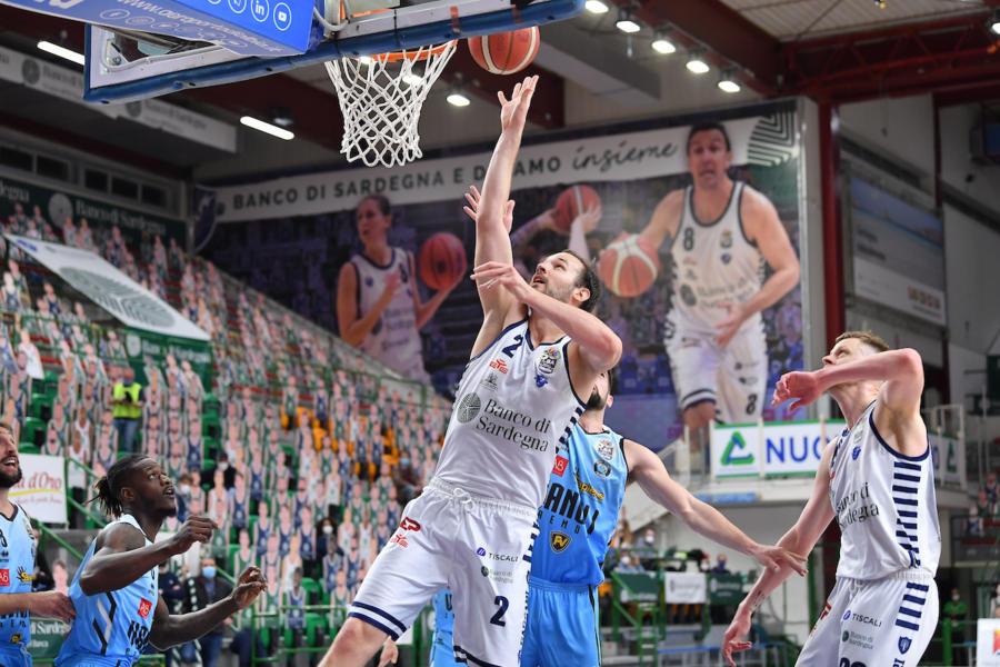 Dinamo Sassari Venezia oggi in tv: orario e diretta streaming basket gara 4 Playoff Serie A1 2020/2021