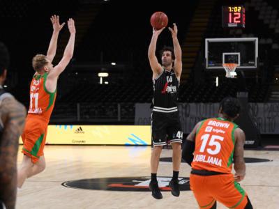 Basket, EuroCup 2021: la Virtus Bologna vola a Lubiana per garantirsi il primato nel girone