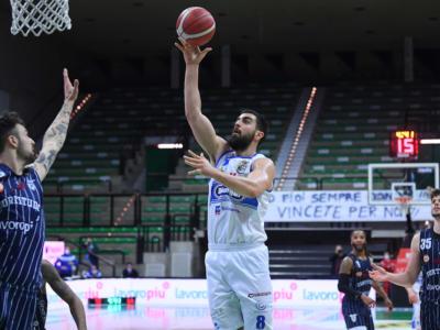 Basket, i migliori italiani della 22a giornata di Serie A. La grande notte di Giovanni Vildera, i segnali di Jeff Brooks a Sacchetti