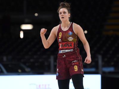 Basket femminile: Venezia-Schio, la battaglia finale continua. In palio la Coppa Italia 2021