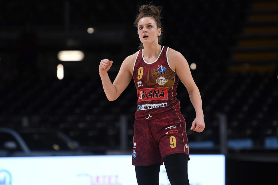 Basket femminile: Venezia Schio, la battaglia finale continua. In palio la Coppa Italia 2021