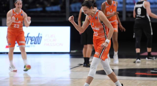 LIVE Venezia-Schio 55-69, Finale Coppa Italia basket donne in DIRETTA: il Famila trionfa con Gruda ed enorme difesa