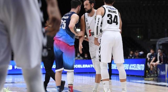 Basket, i migliori italiani della ventiquattresima giornata di Serie A. Belinelli e Baldasso illuminano il derby di Bologna