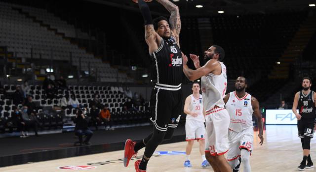 Basket: Virtus Bologna, è un'EuroCup da record. Bourg en Bresse regolato, sarà Joventut Badalona nei quarti