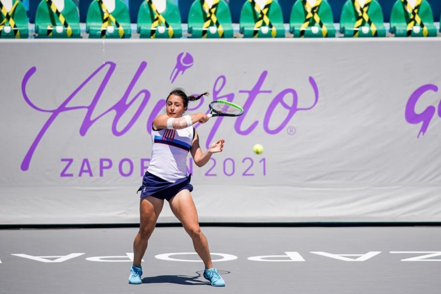 WTA Guadalajara 2021: Elisabetta Cocciaretto si prende il secondo turno, un'ora e mezza per battere Xiyu Wang