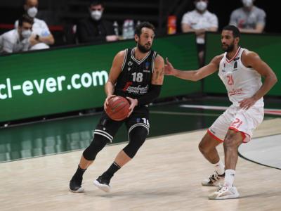 Basket: Virtus Bologna col fattore campo per i playoff di EuroCup, l'Unics Kazan perde l'ultima. Il quadro dei quarti di finale