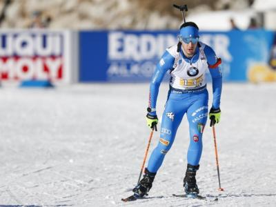 Biathlon, IBU Cup 2021: Daniele Cappellari secondo nella short individual di Obertilliach
