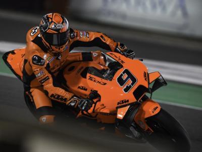 """MotoGP, Danilo Petrucci: """"Abbiamo scelto un set-up estremo per KTM e per la mia taglia. Non riesco a stare con i migliori"""""""